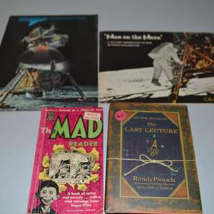 Lot # 60 FOUR ASSORTED BOOKS