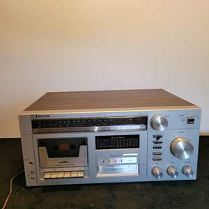 Lot # 230 Vintage Emerson Model 6000R Stereo Receiver