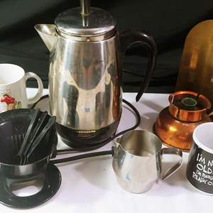 Lot # 50 Love of Coffee