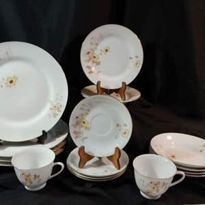 Lot # 60 Northridge Porcelain 20 pc