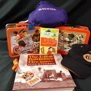 Lot # 68 Baltimore Collectibles