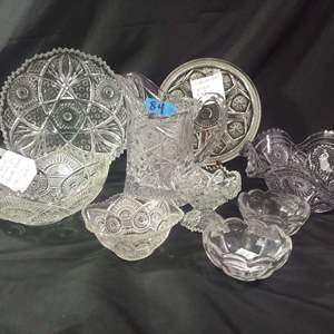 Lot # 84 Vintage Imperial Glass