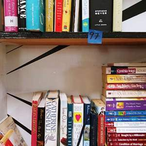 Lot # 97 Great Reads for the Lady