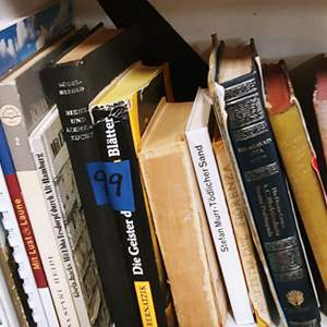 Lot # 99 All Books in German