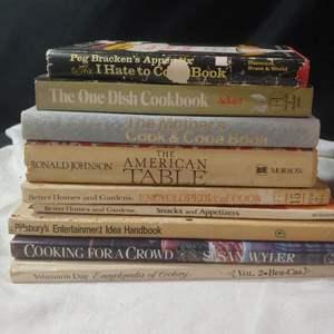 Lot # 116 Cookbook Lot