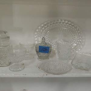 Lot # 120 Wexford Pattern & More