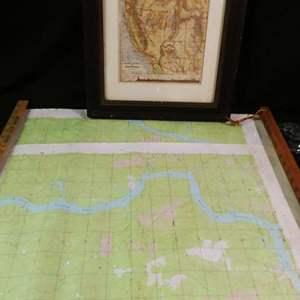 Lot # 136 Survey Maps