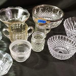Lot # 144 Gorham Crystal Bowls +++