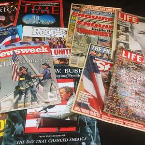 Lot # 149 Collection of Magazines