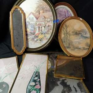 Lot # 152 Frames Great for Crafts