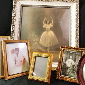 Lot # 162 Antique Frame & More