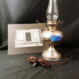 Lot # 170 Converted Lamp