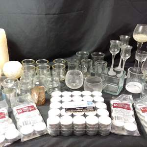 Lot # 176 Candle Lot