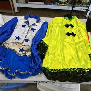 Lot # 195 Adult Dance Costumes
