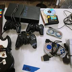 Lot # 206 Playstation & More
