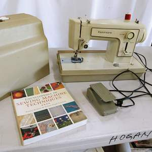 Lot # 222 Kenmore Sewing Machine