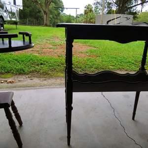 Lot # 225 Vintage Side Tables