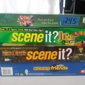 Lot # 245 Great Game Lot