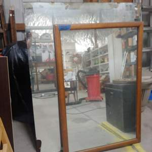 Auction Thumbnail for: Lot # 264 2 Large Mirrors