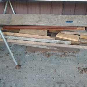 Lot # 268 Mixed Wood for DIY Projects