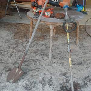 Lot # 269 Weed Eater, Gas Blower & More