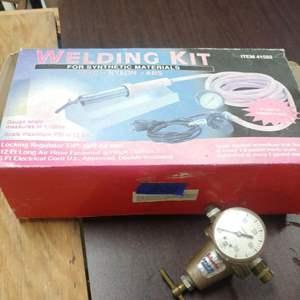Lot # 304 Welding Kit