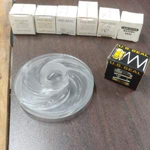 Lot # 305 Mixed Seals New in Box