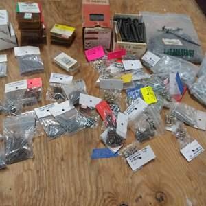 Lot # 308 Nails & Screws