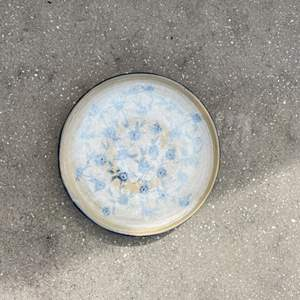 "Lot # 21 Large 18"" Pottery Bowl - Marked USA"