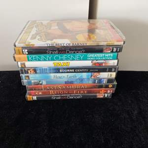 Lot # 53 10 DVDs