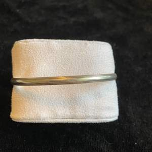 Lot # 74 Sterling Silver Bangle Bracelet Marked