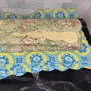 Lot # 104 Collection of Placemats & Table Runner