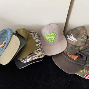 Lot # 140 Collection of Hats
