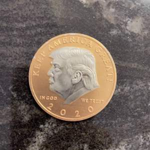 Lot # 148 Keep America Great Trump Coin 2020