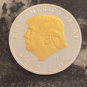 Lot # 149 Keep America Great Trump 2020 Coin