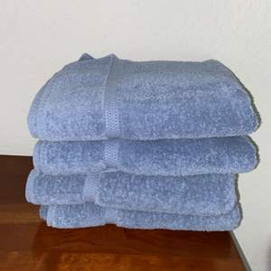 Lot # 179 JCPenney By Design Bath Towels (4) in Nice Condition