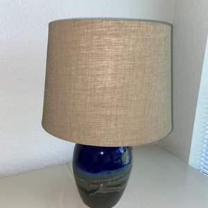 Lot # 228 Pretty Ceramic Table Lamp
