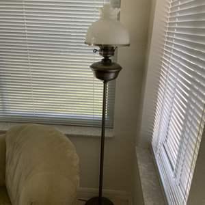 Lot # 229 Vintage Floor Lamp
