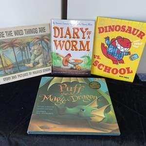 Lot # 253 Children's Books