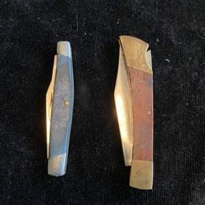 Lot # 255 Vintage Pocket Knifes (2)