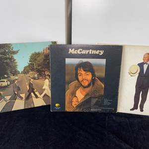 Lot # 267 Collectible Record Sleeves (No Records Inside)