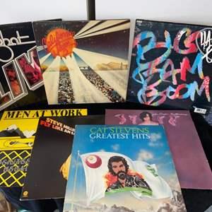 Lot # 269 Rockin' Records