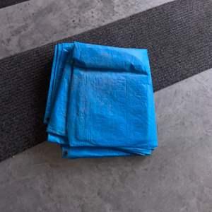 Lot # 304 Large Blue Tarp