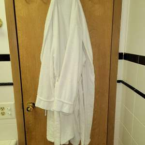 Lot # 65 Terrycloth Robe Size Large