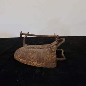 Lot # 87 Antique Iron - Cast Iron