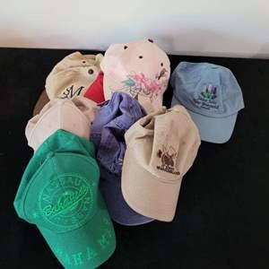 Lot # 106 (7) Ball Caps