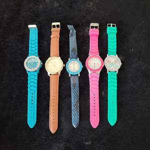 Lot # 110 (5) Watches