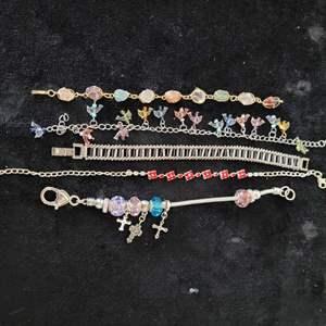 Lot # 111 (5) Fashion Bracelets
