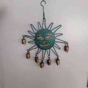 Lot # 140  Metal Sun Wall Art