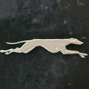 Lot # 141 Metal Greyhound
